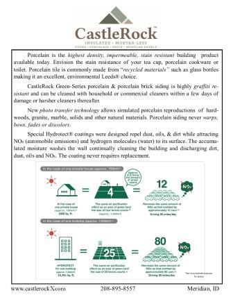 Green CastleRock Brochure Back Page 11 19 2020