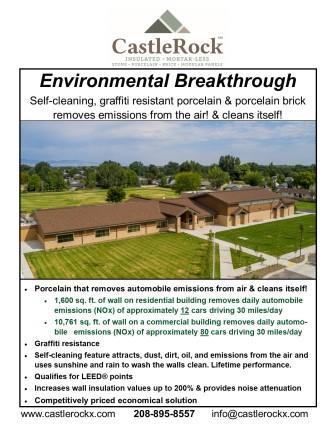 Green CastleRock Brochure_9 14 2020 Front Page